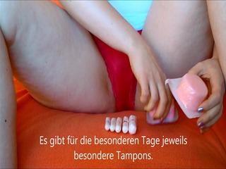 Lena klärt auf - alles über Tampons