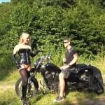 Ficken auf 2 Rädern… A1 Köln… Bikerfick